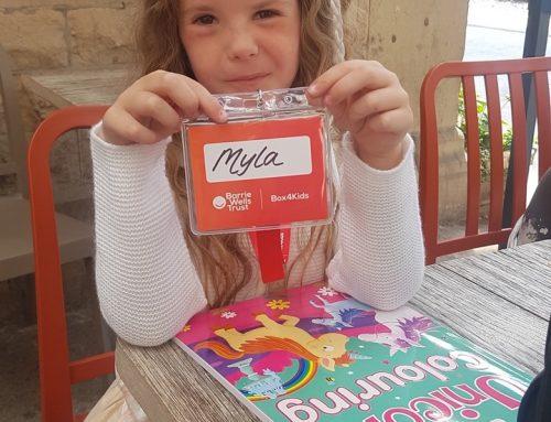 Myla's Story