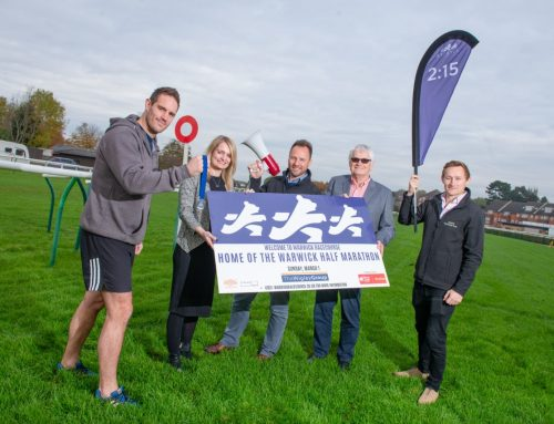 Chosen Charity of The Wigley Group Warwick Half Marathon